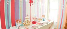 Fiesta con Barbie - Celebra tu Cumpleaños en la Playa