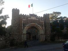 Castillo de Santa Cecilia, Guanajuato, Mx.