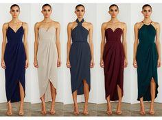 Shona Joy - Core U Bustier Strapless Midi Dress In Oyster