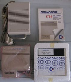 Commodore C64 Ram expansion 1764: adding 256 kbytes to C64! by retrocomputers, via Flickr
