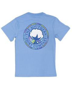 Southern Shirt Co - Tropical Logo Tee