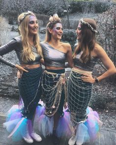 Mermaid costume make yourself: DIY instructions - #cosplay #Costume #DIY #instructions #mermaid
