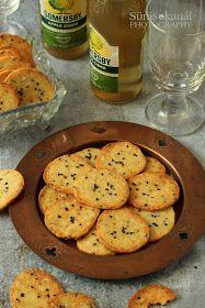 Sünis kanál: Sajtos tönkölykréker Salty Snacks, Winter Food, Food And Drink, Healthy Recipes, Cookies, Vegetables, Breakfast, Cake, Desserts