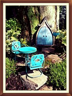 Fairy house morning project