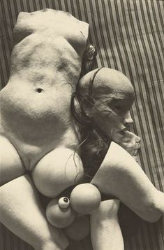 Plate from La Poupée - Hans Bellmer Completion Date: 1936 Style: Dada, Surrealism Genre: photo