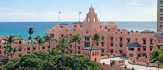Royal Hawaiian Hotel ~ Best Mai Tais