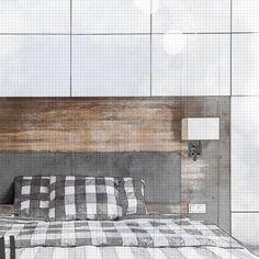 Bedroom design sketch. Scandinavian style. #bedroomplanning #bedroomdesign #scandinavianstyle #naturaldesign #sketchdesign #iteriordesign #homeinterior #designland_hu Farmhouse Master Bedroom, Home Bedroom, Bedroom Wall, Kids Bedroom, Bedroom Styles, Bedroom Colors, Bedroom Makeovers, Cool Room Decor, Cool Rooms