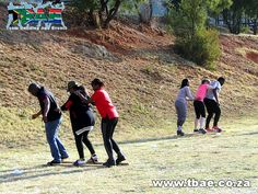 Right To Care SA Mini Olympics and Amazing Race Team Building event in Muldersdrift, facilitated and coordinated by TBAE Team Building and Events Team Building Events, Amazing Race, Olympics, Racing, Mini, Running, Auto Racing
