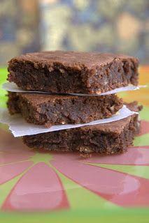 Brownies de papa sin gluten SIN LEVADURA