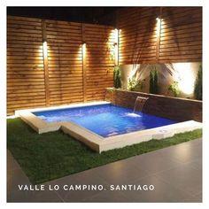 "Piscinas Con Diseño Chile on Instagram: ""Proyecto Valle Lo Campino. . . .#piscinadehormigon #piscinascondiseñochile #piscinascondiseño #santiago #chile #tripticodiseñoyconstruccion…"" Ideas Para, Exterior, Santiago Chile, Outdoor Decor, Instagram, Home Decor, Pool Houses, Swimming Pool Construction, Modern Pools"