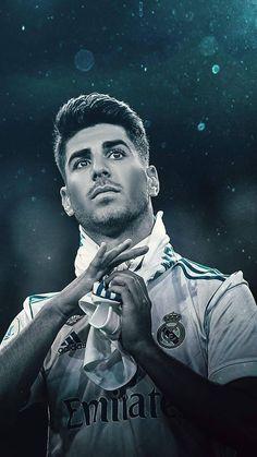 Marco Asensio #football #art #realmadrid Football Love, Football Is Life, Best Football Team, Football Art, Good Soccer Players, Football Players, Gareth Bale, Real Mardrid, Lionel Messi