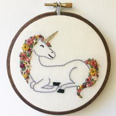 Another something new! An autumn unicorn! This will be added as an option on my unicorn listing on Etsy. But if you'd like to be one of the first to get one leave your PayPal email below! $28 and free shipping! #cocoshoopla #unicorn #unicorns #autumn #fall #embroidery #embroideryart #embroider #embroideryinstaguild #embroideryhoop #embroidered #floral #flowers #flower #gold #hoopart #hoopembroidery #handembroidery #handembroidered #handmade #walldecor #homedecor #falldecor #etsy #etsyshop…