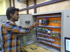 Automation Control panel fault finding...