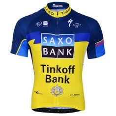 saxo bank team wear bicycle