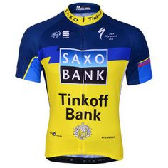 saxo bank team wear bicycle