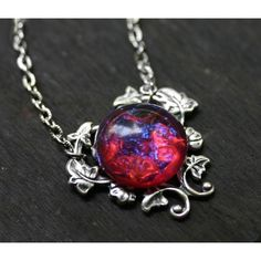 Dragons Breath Fire Opal Necklace ($28) ❤ liked on Polyvore featuring jewelry, necklaces, accessories, opal, heart necklace, pendant necklace, vintage necklaces, fire opal pendant and nickel free necklaces