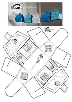 This full body workout routine targets everything from your abs to your arms. - This full body workout routine targets everything from your abs to your arms. This full body workout routine targets everything from your abs to your arms. Box Houses, Paper Houses, Cardboard Houses, Diy And Crafts, Crafts For Kids, Paper Crafts, Foam Crafts, House Template, Art Template