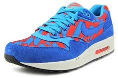 Nike Air Max 1 GPX Men US 8.5 Blue Sneakers UK 7.5 EU 42 6e46734e4c