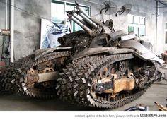 Zombie Apocalypse Assault Vehicle