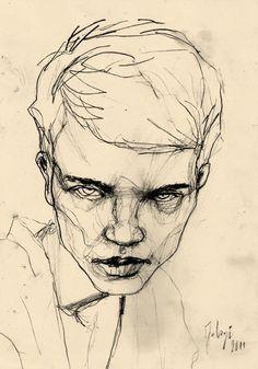 Sketch by Jakub Czyz