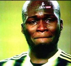 Moussa Sow is an emotional footbal player in Fenerbahçe..!
