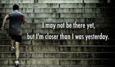 May not be there yet but I m closer than I was yesterday   - ANB Promotions