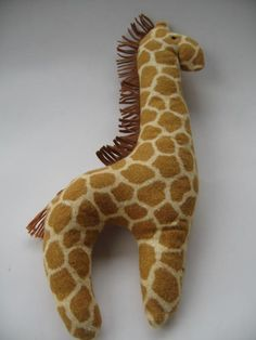 Giraffe Baby Gift