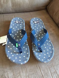 23282c63849579 NEW MEN S SANUK SANDAL FLIP FLOP PLANER PATRIOT SIZE 12