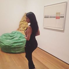 Floor Cone 1962. Claes Oldenburg 🎨.. Is one of three large-scale soft…