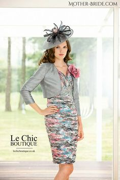 Condici 11224: This Mother of the Bride outfit is part of Le Chic Boutique's Condici collection - Located in the UK - They post globally! - mother-bride.com