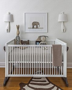 Nursery Inspiration: A Room With a View