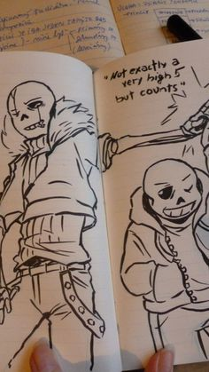 Sans and Sanster high-5
