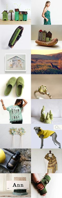 Greenhouse  by Roy Itzhack on Etsy--Pinned with TreasuryPin.com