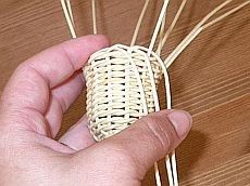 Obrazek Macrame, Diy And Crafts, Basket, Hampers, Xmas, Manualidades, Rattan