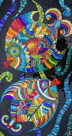 Garden Art Crafts Mosaic Tiles Ideas - Garden Art Crafts Mosaic Tiles Ideas Best Picture For modern garden For Your Taste Yo - Mosaic Garden Art, Mosaic Tile Art, Mosaic Artwork, Mosaic Crafts, Mosaic Projects, Mosaic Glass, Art Crafts, Mosaic Mirrors, Mosaic Ideas