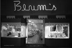 Blum's San Francisco, exterior