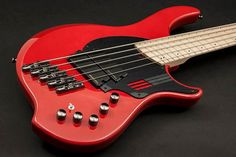 Dingwall Bass Guitars:: Combustion, NG2 5 string nolly, getgood, Adam, fan fret, active eq, long scale, warwick