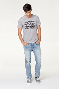 #jeanspl #jeans #new #newarrivals #newtshirt #newjeans #levis #liveinlevis #men #mencollection #graphic #midgrey #levistshirt #levisjeans #logo #standard #slimjeans #slim #511