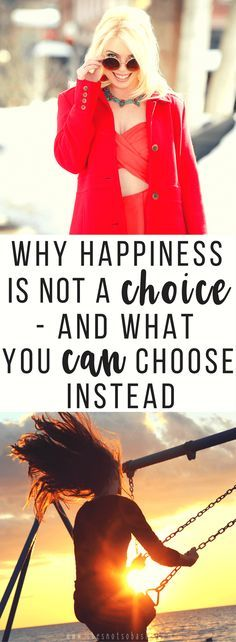 While happiness is not a choice, we can choose a path that will lead us to happiness instead. See how choosing love, forgiveness, positivity, and living judgement free will lead you to happiness.