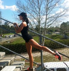 Back on TRACK outdoor workout