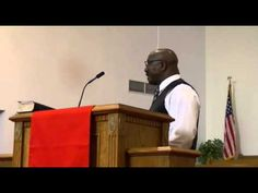 Arthur Douglas, Jr. New Membership Orientation (week three) Part 1, Ever...