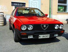 1988 Alfa Romeo Alfasud Sprint Quadrifoglio Verde by GladiatorRomanus
