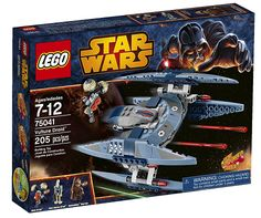 """Looking for great deals on """"LEGO Star Wars Vulture Droid""""? Compare prices from the top online toy retailers. Save big when buying your favorite LEGO sets. Lego Star Wars, Star Wars Droides, Luke Skywalker, Legos, Black Friday Specials, Battle Droid, Darth Vader, Lego War, Star Wars Episodes"""