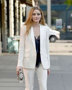 The Olivia Palermo Lookbook : Olivia Palermo at Piaget Event in New York City.