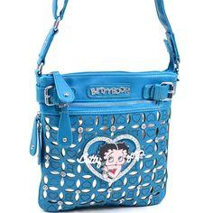 Betty Boop® Classic Boop-Oopy-Doop Crossbody