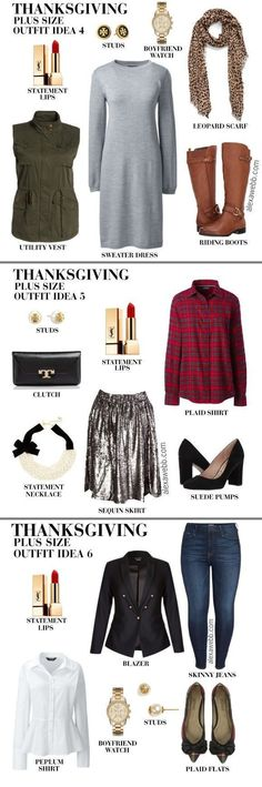 Plus Size Thanksgiving Outfits - Plus Size Holiday Outfit - Plus Size Fall Outfits - Plus Size Fashion for Women - alexawebb.com #alexawebb #plussize #thanksgiving