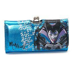Maleficent Wallet| Disney Villains Designer Collection | Disney Store