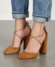 Pointed matte classic heels #mychoice #footwear #classic #brown
