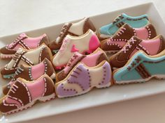 golf cookies | Girly Golf Shoes | Cookie Connection