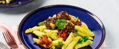 Tacobollar med krämig avokadopasta - City Gross